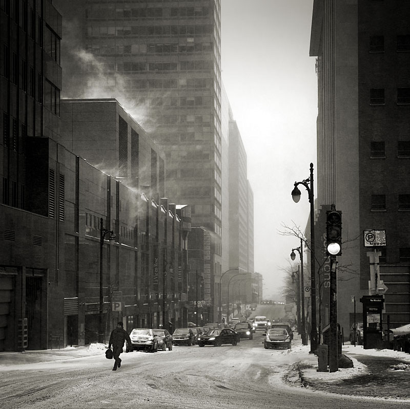 Montreal centre - Rue Mansfield